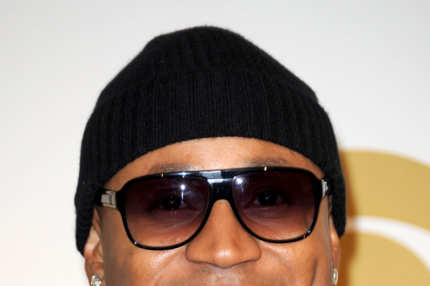 Actor/singer LL Cool J poses at the Grammy Nominations Concert in Los Angeles on November 30, 2011.