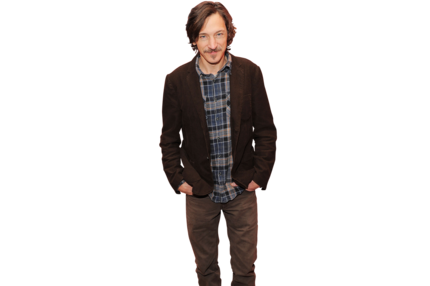 "Actor John Hawkes attends ""The Surrogate"" premiere during the 2012 Sundance Film Festival"