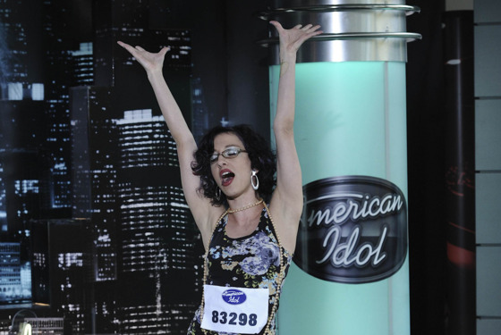 AMERICAN IDOL: Aspen contestant Angie Zeiderman on AMERICAN IDOL airing Wednesday, Jan. 25 (8:00-9:00 PM ET/PT) on FOX. CR: Michael Becker / FOX.