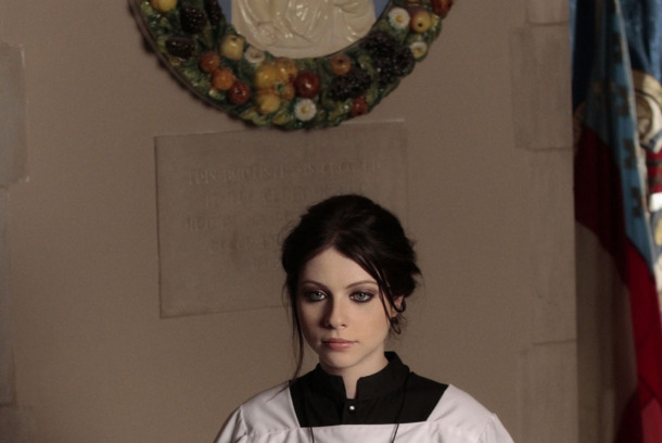"""G.G."" - Michelle Trachtenberg as Georgina in GOSSIP GIRL on The CW. Photo: Giovanni Rufino/The CW©2011 The CW Network, LLC. All Rights Reserved."
