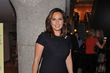 "Mariska Hargitay attends Ali Wentworth's ""Ali In Wonderland: And Other Tall Tales"" book launch"
