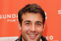 "PARK CITY, UT - JANUARY 22:  Actor James Wolk attends the ""For A Good Time, Call..."" premiere during the 2012 Sundance Film Festival held at Eccles Center Theatre on January 22, 2012 in Park City, Utah.  (Photo by Jemal Countess/Getty Images)"