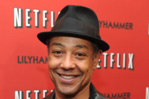 "Actor Giancarlo Esposito attends the North American Premiere Of ""Lilyhammer"", a Netflix Original Series at Crosby Street Hotel on February 1, 2012 in New York City."