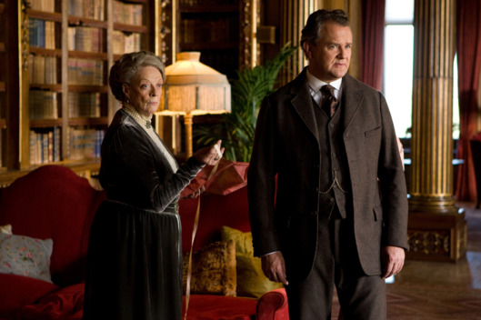 Downton Abbey Season 2 on MASTERPIECE Classic Part 7
