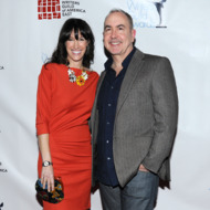 Rachel Winter, Terence Winter== 2012 WRITERS GUILD AWARDS' East Coast Ceremony== B.B. King Blues Jazz Club, NYC== February 16, 2012== ©Patrick McMullan== Photo - ANDREW TOTH/PatrickMcMullan.com== ==