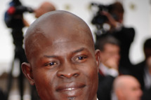 CANNES, FRANCE - MAY 11:  Actor Djimon Hounsou attends the 'Midnight In Paris' photocall at the Palais des Festivals during the 64th Cannes Film Festival on May 11, 2011 in Cannes, France.  (Photo by Ian Gavan/Getty Images) *** Local Caption *** Djimon Hounsou;