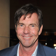 "HOLLYWOOD, CA - JANUARY 04:  Actor Dennis Quaid attends the premiere of ""Beneath The Darkness"" at the Egyptian Theatre on January 4, 2012 in Hollywood, California.  (Photo by Alberto E. Rodriguez/Getty Images)"