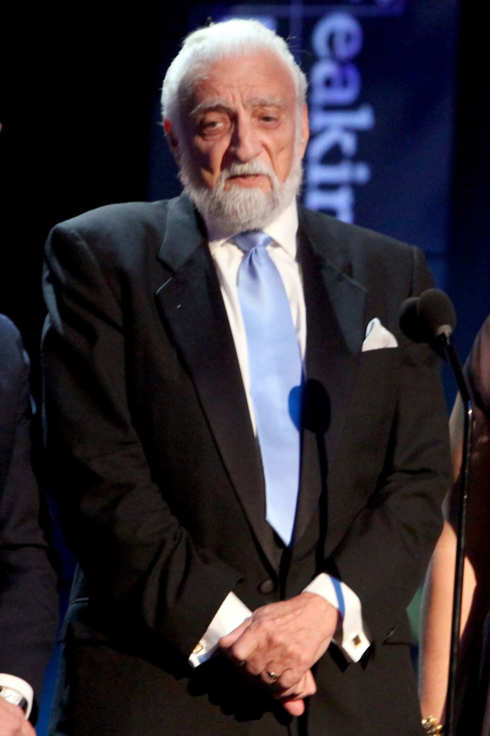 Buz Kohan at the 2012 Writers Guild Awards at the Hollywood Palladium on February 19, 2012 in Los Angeles, California.
