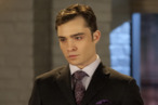 """Cross Rhodes"" GOSSIP GIRL Pictured Ed Westwick as Chuck Bass PHOTO CREDIT: David Giesbrecht/ THE CW ©2011 THE CW NETWORK. ALL RIGHTS RESERVED."
