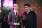 """√¢¬?¬?Karma"""" --  Ted (Josh Radnor) goes out with and Barney (Neil Patrick Harris) while he continues to pursue Quinn, even after learning she is a stripper, on HOW I MET YOUR MOTHER, Monday, Feb. 27 (8:00-8:30 PM, ET/PT) on the CBS Television Network. Photo: Richard Cartwright/FOX √?¬©2012 FOX Television. All Rights Reserved."""