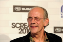 "LOS ANGELES, CA - OCTOBER 16:  Actor Christopher Lloyd arrives at Spike TV's ""Scream 2010"" at The Greek Theatre on October 16, 2010 in Los Angeles, California.  (Photo by Frazer Harrison/Getty Images) *** Local Caption *** Christopher Lloyd"