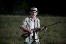 Dale (Jeffrey DeMunn) - The Walking Dead - Season 2, Episode 11 - Photo Credit: Gene Page/AMC