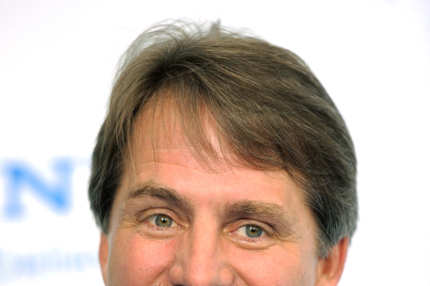 "Jeff Foxworthy attends the premiere of ""The Smurfs"""