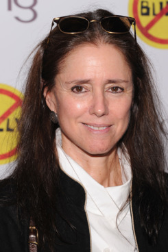 "NEW YORK, NY - MARCH 20: Julie Taymor attends the ""Bully"" screening at The Paley Center for Media on March 20, 2012 in New York City.  (Photo by Jamie McCarthy/Getty Images)"