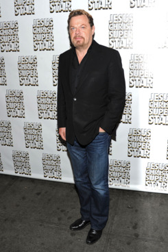 "Actor Eddie Izzard attends ""Jesus Christ Superstar"" Broadway opening night"