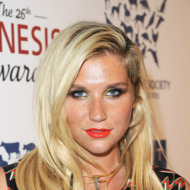 BEVERLY HILLS, CA - MARCH 24:  Ke$ha attends the 26th Genesis Awards held at The Beverly Hilton Hotel on March 24, 2012 in Beverly Hills, California.  (Photo by Jason Merritt/Getty Images for The Humane Society)