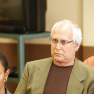 "COMMUNITY -- ""Effort 101"" Episode 101 -- Pictured: Chevy Chase as Pierce -- NBC Photo: Chris Haston"