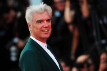 VENICE, ITALY - SEPTEMBER 10:  Jury member David Byrne attends the 'Damsels In Distress' premiere and closing ceremony on September 10, 2011 in Venice, Italy.  (Photo by Stefania D'Alessandro/FilmMagic)