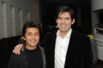 Jose Julian, Chris Weitz== Huffington Post Screening of A Better Life== Museum of Tolerance, CA== June 13, 2011== ©Patrick McMullan== Photo - DAVID CROTTY/PatrickMcMullan.com==