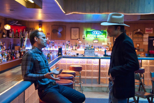 "JUSTIFIED: The JUSTIFIED Season 3 Finale Episode 13 ""Slaughterhouse""."