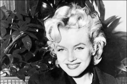 Undated photo of US actress Marilyn Monroe few weeks before she died in 05 August 1962. (Photo credit should read STR/AFP/Getty Images)