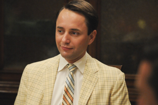 Pete Campbell (Vincent Kartheiser) - Mad Men - Season 5, Episode 5 - Photo Credit: Michael Yarish/AMC