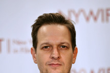 Josh Charles attends the New York Women In Film & Television 31st Annual Muse Awards at the New York Hilton Grand Ballroom on December 7, 2011 in New York City.