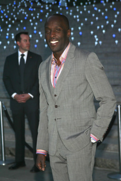 Michael K. Williams==VANITY FAIR Opening Night Party For The TRIBECA FILM FESTIVAL, Arrivals==State Supreme Courthouse, 60 Centre Street, NYC==April 17, 2012==©PatrickMcmullan.com==photo-Sylvain Gaboury/PatrickMcmullan.com== ==