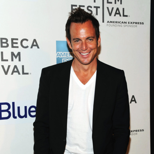 "Actor Will Arnett walks the red carpet at the World Premiere Of Morgan Spurlock's ""MANSOME"" at the Tribeca Film Festival"