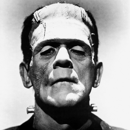 Boris Karloff from The Bride of Frankenstein