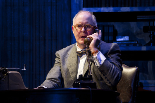 THE COLUMNIST - Pictured: John Lithgow as 'Joseph Alsop.'