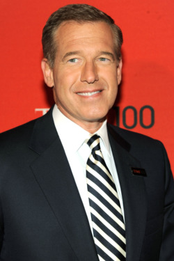 NEW YORK, NY - APRIL 24:  Brian Williams attends the TIME 100 Gala celebrating TIME'S 100 Most Infuential People In The World at Jazz at Lincoln Center on April 24, 2012 in New York City.  (Photo by Kevin Mazur/WireImage for TIME)