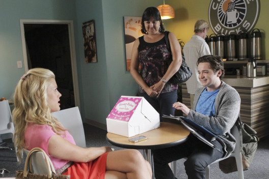 "COUGAR TOWN - ""Money Becomes King"" - Laurie's Krazy Kakes business is doing surprisingly well, and Travis convinces her to make some grown up decisions of her own, on ""Cougar Town,"" TUESDAY, APRIL 24 (8:31-9:00 p.m., ET) on the ABC Television Network."