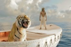 LOP-1 - Pi Patel (Suraj Sharma) and a fierce Bengal tiger named Richard Parker must rely on each other to survive an epic journey.