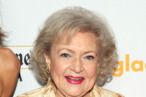 LOS ANGELES, CA - APRIL 21:  Actress Betty White arrives at the 23rd Annual GLAAD Media Awards presented by Ketel One and Wells Fargo held at Westin Bonaventure Hotel on April 21, 2012 in Los Angeles, California.  (Photo by Michael Buckner/Getty Images for GLAAD)