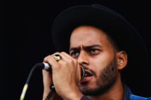 George Lewis Jr of Twin Shadow