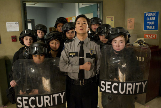 "COMMUNITY -- ""Course Listing Unavailable"" Episode 318 -- Pictured: Ken Jeong as Chang -- Photo by: Justin Lubin/NBC"