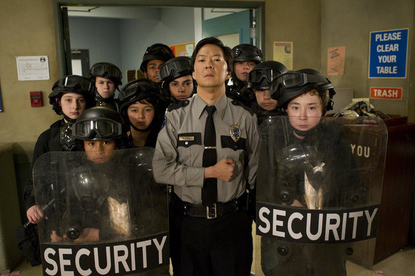 "COMMUNITY -- ""Course Listing Unavailable"" Episode 318 -- Pictured: Ken Jeong as Chang."