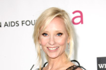 Actress Anne Heche