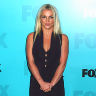 Britney Spears and Lea Michele arrive on the black 'red carpet' for the FOX 2012 Programming Presentation Upfront, to promote their returning shows at the Wollman Rink in Central Park in NYC. <P> Pictured: Britney Spears <P> <B>Ref: SPL393214  140512  </B><BR/> Picture by: Johns PKI / Splash News<BR/> </P><P> <B>Splash News and Pictures</B><BR/> Los Angeles:	310-821-2666<BR/> New York:	212-619-2666<BR/> London:	870-934-2666<BR/> photodesk@splashnews.com<BR/> </P>