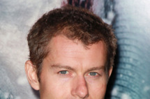 "Actor James Badge Dale attends the premiere of Open Road's ""The Grey"" at Regal Cinemas L.A. LIVE on January 11, 2012 in Los Angeles, California."