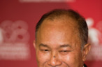 "VENICE, ITALY - SEPTEMBER 01:  Producer John Woo poses during the ""Warriors Of The Rainbow: Seediq Bale"" photocall at the Palazzo Del Cinema during the 68th Venice Film Festival on September 1, 2011 in Venice, Italy.  (Photo by Ian Gavan/Getty Images)"
