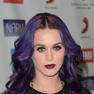 CENTURY CITY, CA - MAY 10:  Singer Katy Perry arrives at the NARM Music Biz Awards dinner party held at the Hyatt Regency Century Plaza on May 10, 2012 in Century City, California.  (Photo by Jason Merritt/Getty Images)