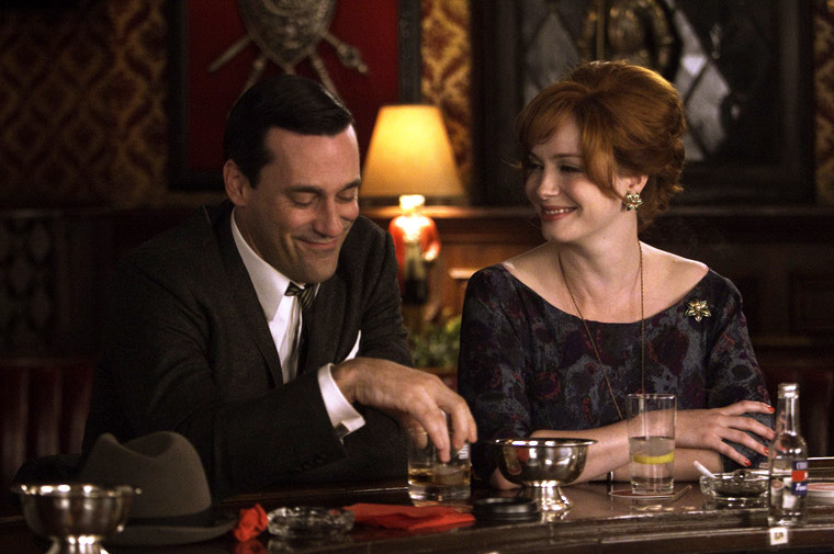 Mad Men - Season 5, Episode 10 - Photo Credit: jordin Althaus/AMC