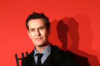 BERLIN, GERMANY - JANUARY 19:  Rupert Everett attends the Hugo by Hugo Boss Autumn/Winter 2012 fashion show during Mercedes-Benz Fashion Week Berlin at Gemaldegalerie on January 19, 2012 in Berlin, Germany.  (Photo by Sean Gallup/Getty Images)