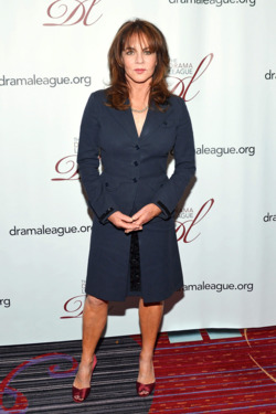 NEW YORK, NY - MAY 18:  Actress  Stockard Channing attends the 78th annual Drama League Awards Ceremony and Luncheon at the Marriott Marquis Times Square on May 18, 2012 in New York City.  (Photo by Mike Coppola/Getty Images)