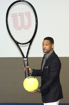 "Actor Will Smith attends the ""Men In Black 3"" premiere at La Caja Magica on May 13, 2012 in Madrid, Spain."