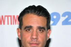 NEW YORK, NY - MARCH 29:  Bobby Cannavale visits the 92nd Street Y on March 29, 2012 in New York City.  (Photo by Theo Wargo/Getty Images)