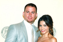 (L-R) Channing Tatum and Jenna Dewan-Tatum attend the 71st Annual Peabody Awards