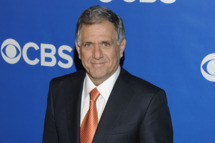 Les Moonves attends the CBS Upfront 2012 at The Tent at Lincoln Center on May 16, 2012 in New York City.